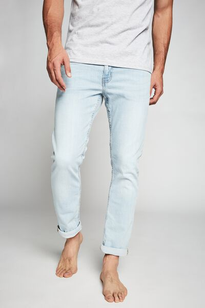 Tapered Leg Jean, BROOKLYN BLUE