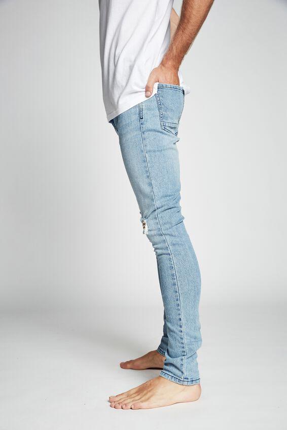 Super Skinny Jean, POWDER BLUE