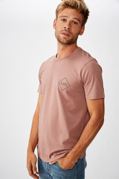 Tbar Urban T-Shirt, DIRTY BURG/DIAMOND COLLECTIVE