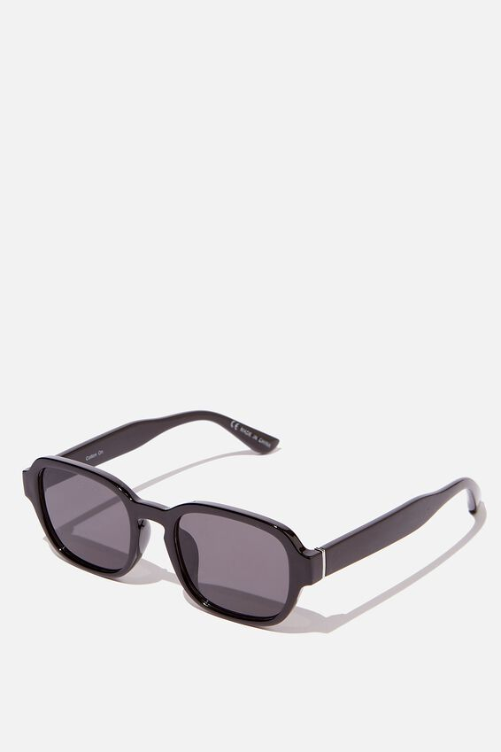Breamlea Sunglasses, BLACK/SMOKE