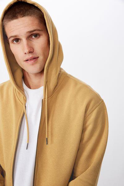 Zip Up Hood, CAMEL