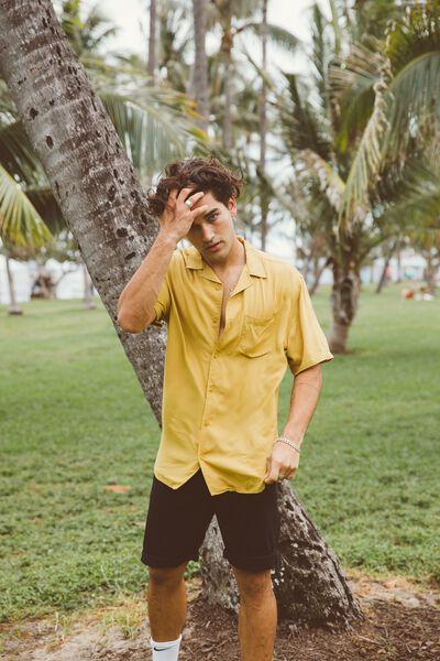 Festival Shirt, GOLDEN SUN