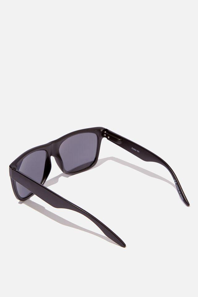Jeremy Sunglasses, MATTE BLACK SMOKE