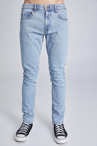Slim Fit Jean, FLYNN BLUE
