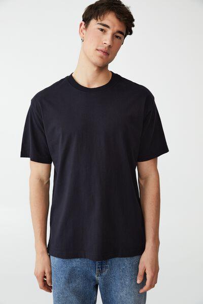 Organic Loose Fit T-Shirt, INK NAVY