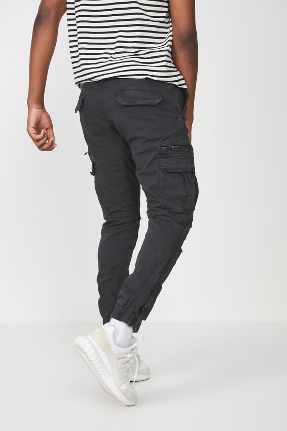 Urban Jogger, DUSTER BLACK