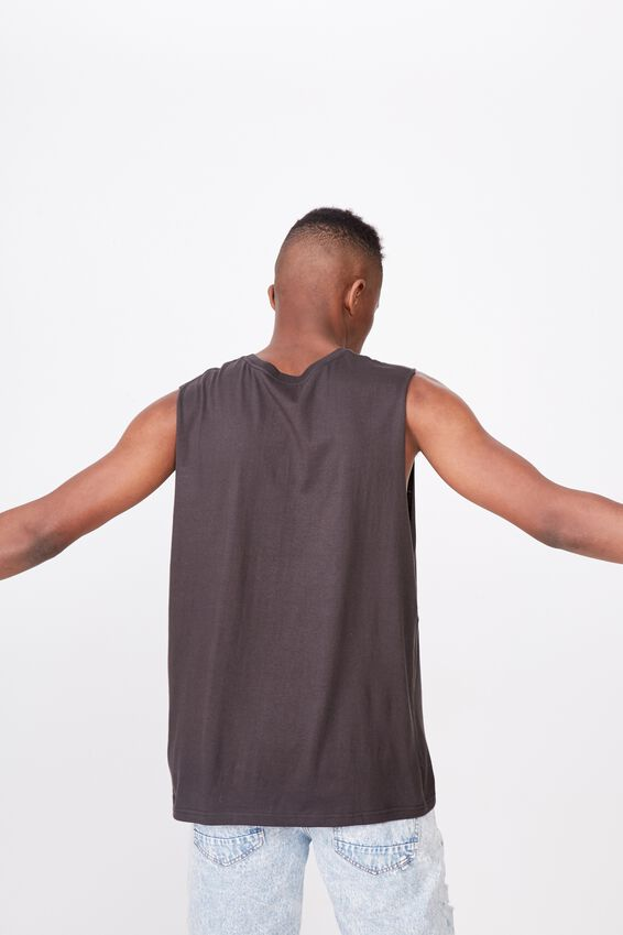 Tbar Muscle, WASHED BLACK/EDGE OF EXISTANCE