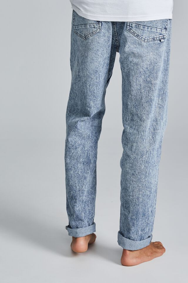 Relaxed Tapered Jean, BECKLEY BLUE