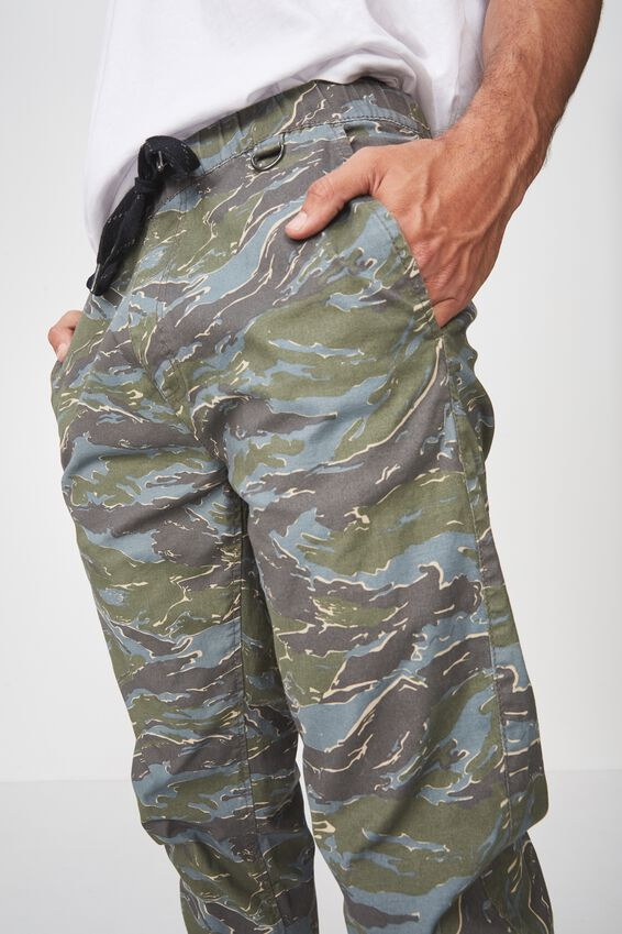 Drake Cuffed Pant, STREET CAMO