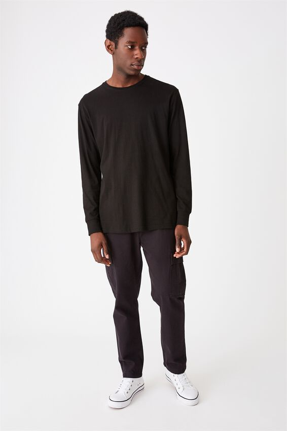 Cargo Pant, PITCH BLACK