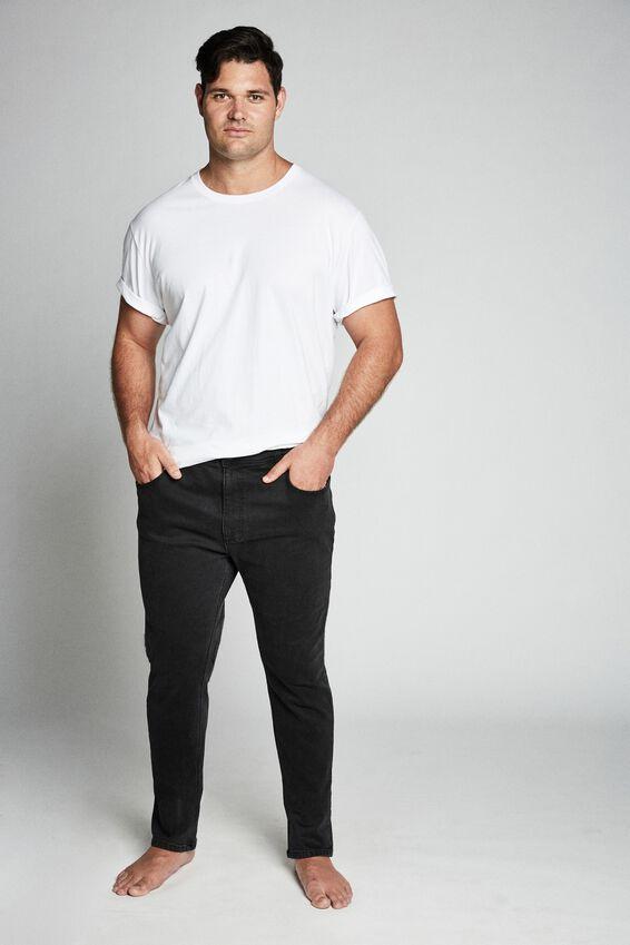 Bg Slim Fit Jean, NEW BLACK