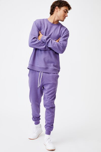 Trippy Slim Trackie, PURPLE DREAM