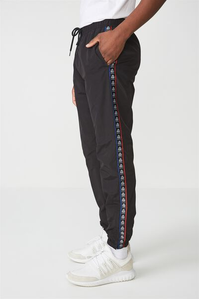 Wind Pant, BLACK/TAPE