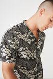 91 Short Sleeve Shirt, WETLAND GEO