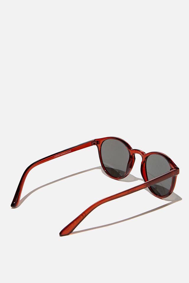 Lorne Sunglasses, TOFFY/SMOKE