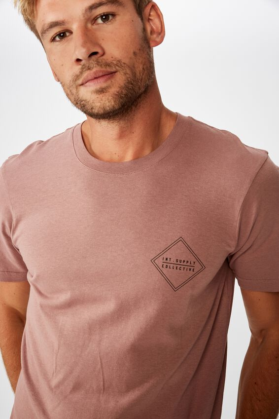 Tbar Street T-Shirt, DIRTY BURG/DIAMOND COLLECTIVE