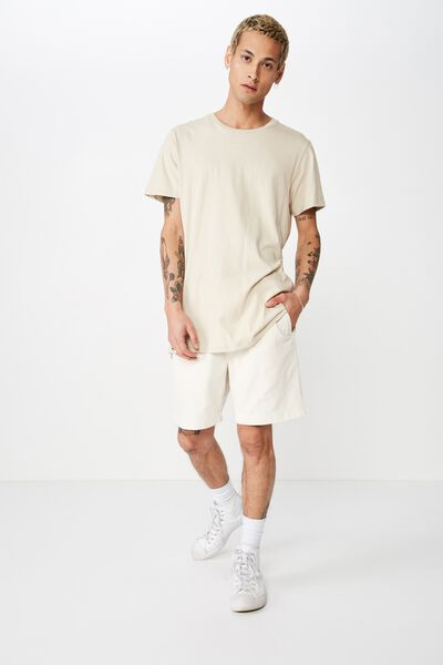 Street Volley Short, WASHED IVORY/CORD