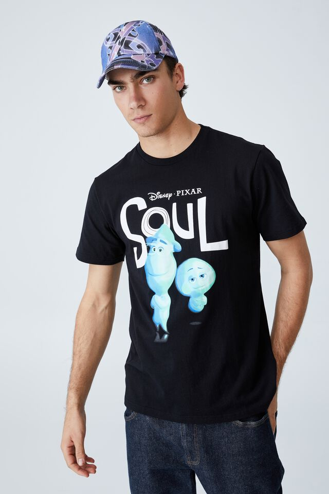 Tbar Collab Movie And Tv T-Shirt, LCN DIS BLACK/SOUL - JOE AND 22