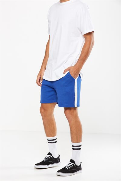Volley Jogger Short, ULTRA BLUE/WHITE STRIPE