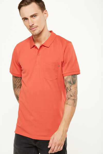 Icon Polo, RED POCKET
