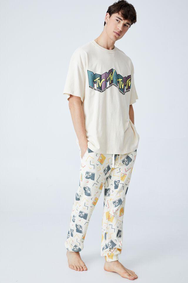 Lounge Pant, LCN MTV/BONE MTV YARDAGE