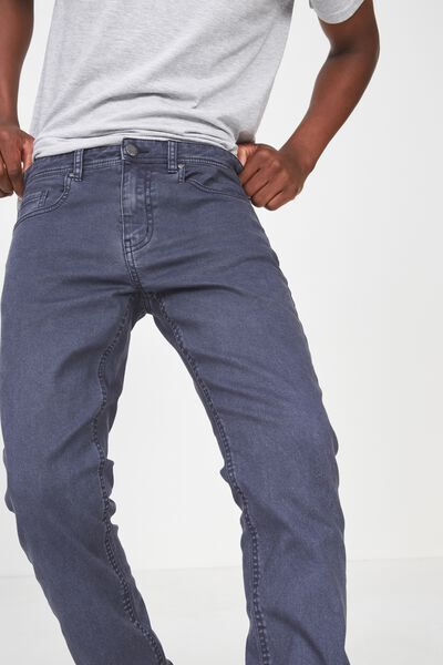 Slim Fit Jean, DUST BLUE