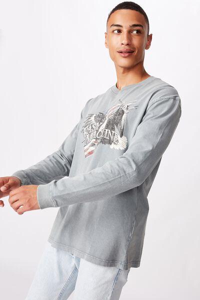 Bondi Long Sleeve, CITADEL/EASY MACHINE