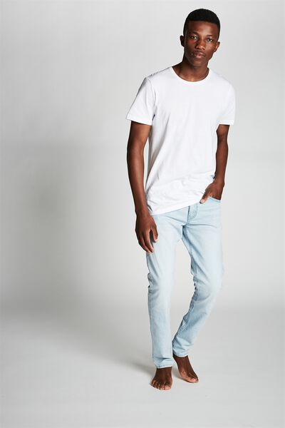 Slim Fit Jean, BROOKLYN BLUE