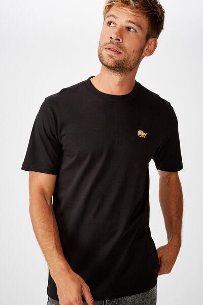 Tbar Cny T-Shirt, SK8 BLACK/RAT