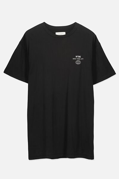 Tbar Tee, SK8 BLACK/NY CITY TRAINS
