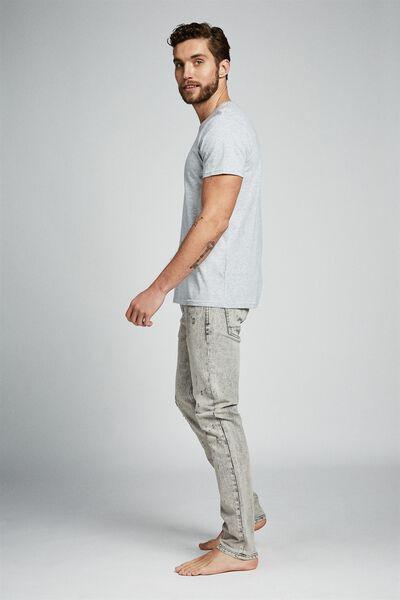 Slim Fit Jean, SHRAPNEL GREY
