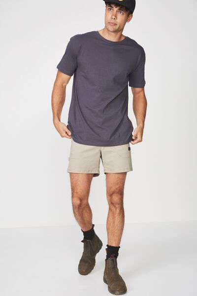 Worker Short, TAN