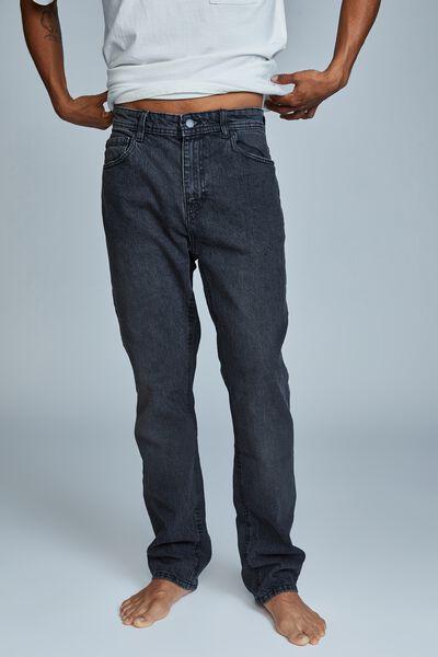 Beckley Straight Jean, RAVEN BLACK