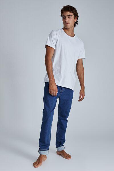 Elasticated Slim Jean, COOGEE BLUE