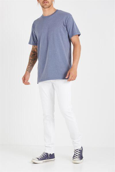 Slim Fit Jean, SONIC WHITE