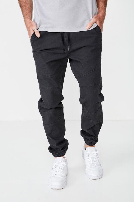 Drake Cuffed Pant, AGED BLACK BIKER