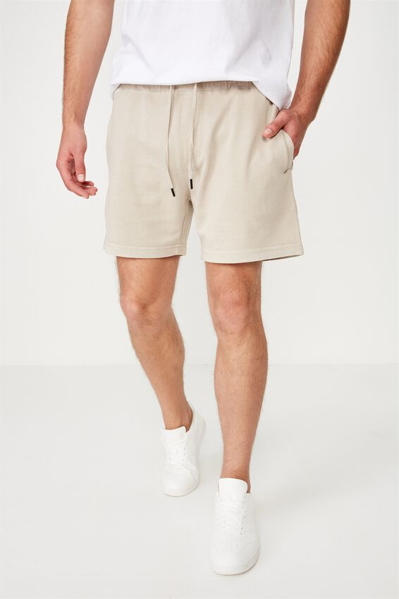 Volley Jogger Short, STONE