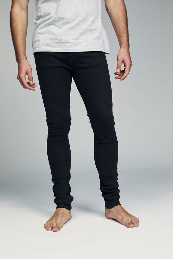 Super Skinny Jean, NEW BLACK