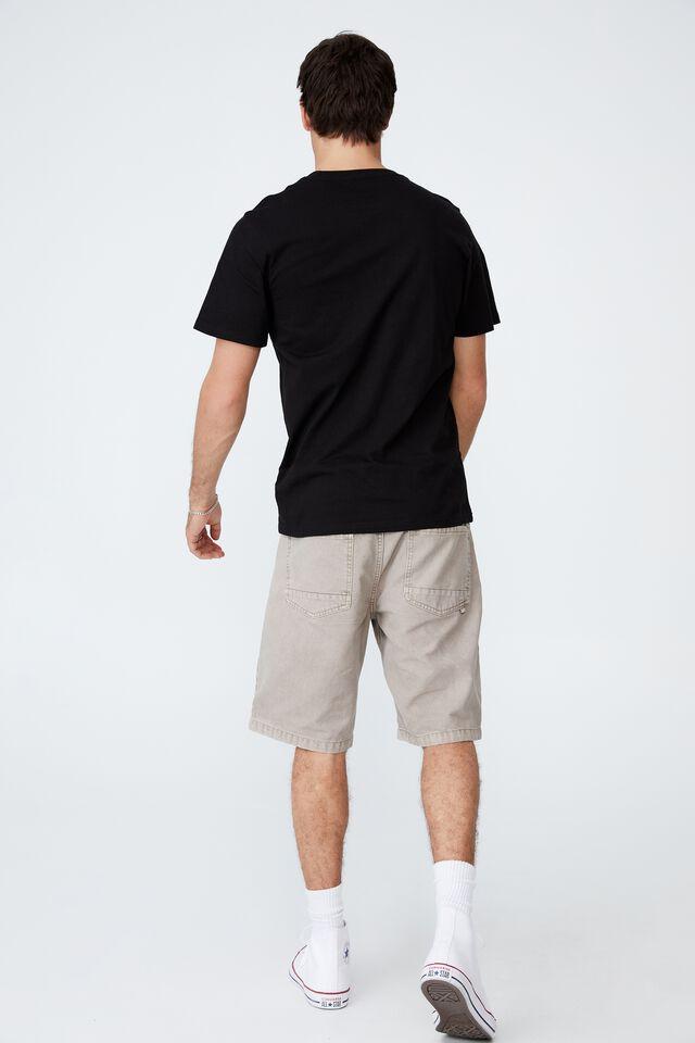 Tbar Collab Music T-Shirt, LCN WMG BLACK/GUCCI MANE - I M SO ICY