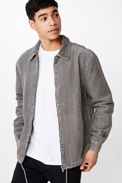 Nu Coaches Jacket, STONE