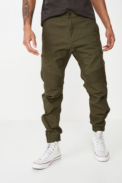 Urban Jogger, FORREST GREEN MOTO
