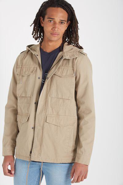 M65 Jacket, STONE
