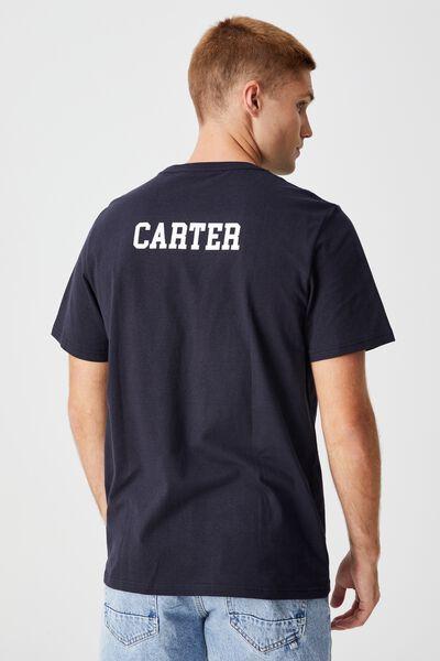 Essential Crew T-Shirt, INK NAVY