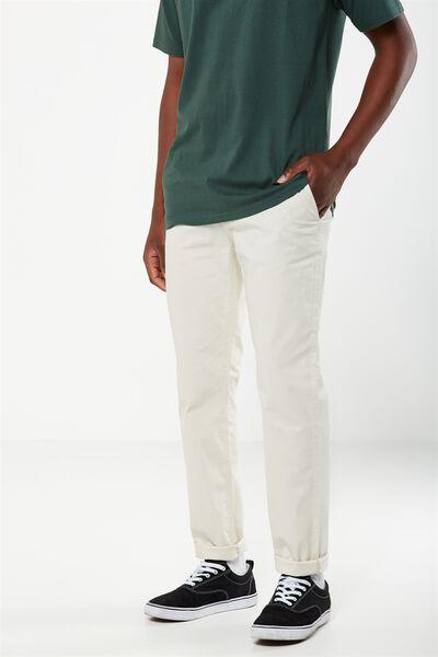 Knox Chino Pant, IVORY