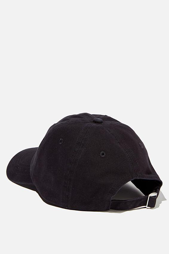 Special Edition Dad Hat, LCN STR STREETS/VINTAGE LOGO/BLACK