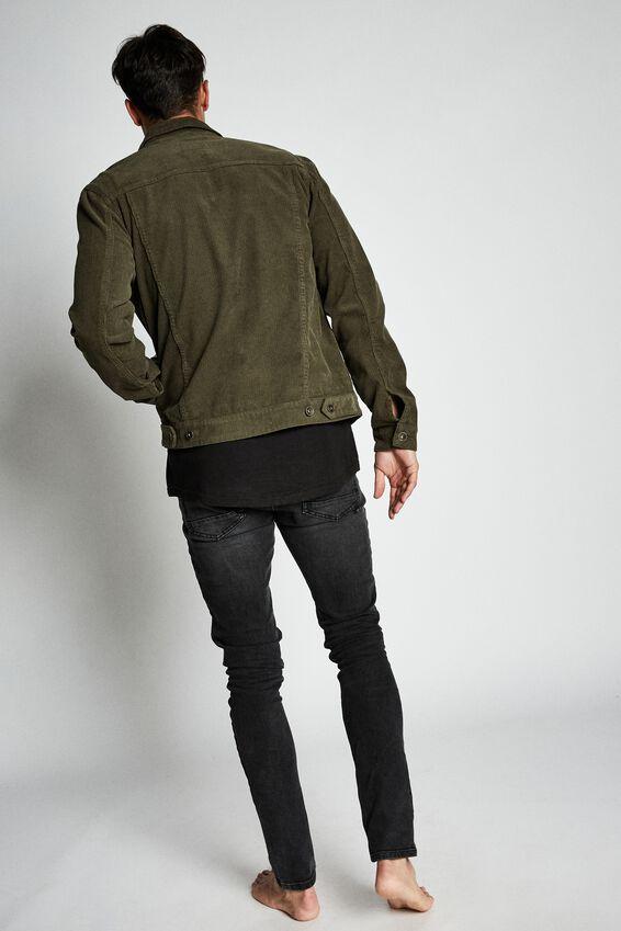 Rodeo Jacket, KHAKI CORD