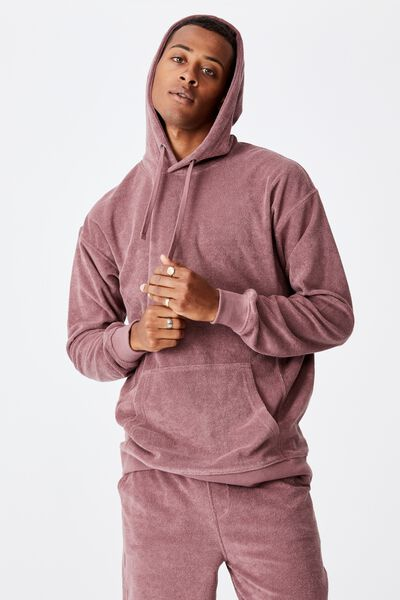 French Terry Pullover, DIRTY BURG