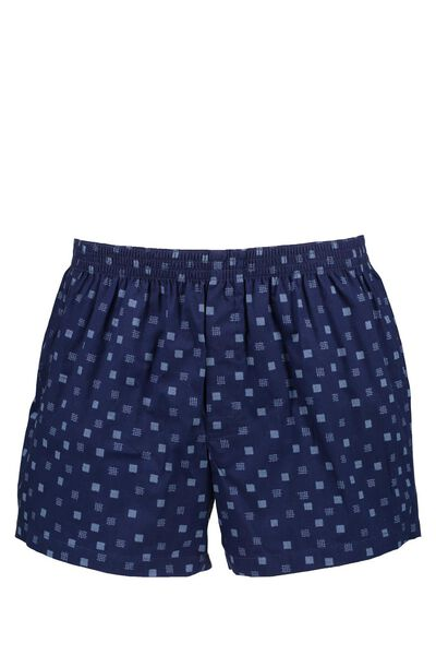 Single Pack Boxers, CHECKY CHECK/NAVY