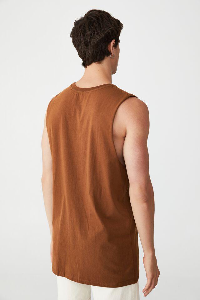 Organic Muscle, TABACCO