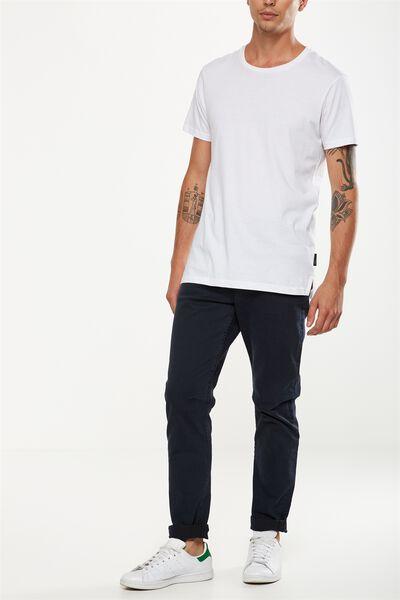 Tapered Leg Jean, OVERDYE INDIGO
